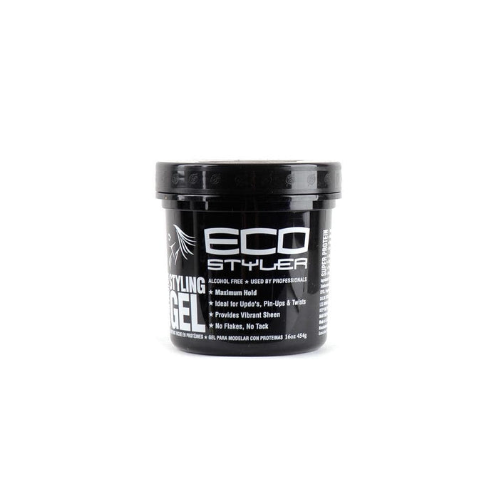 ECO-STYLE | GEL SUPER PROTEIN (16OZ) - Hair to Beauty