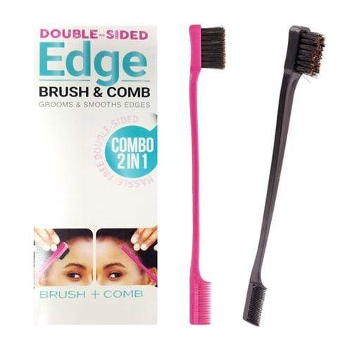MAGIC | Double-Sided Edge Brush Comb Assort.