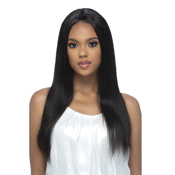 ELODIE | Brazilian Remi Invisible Part Lace Front Wig.