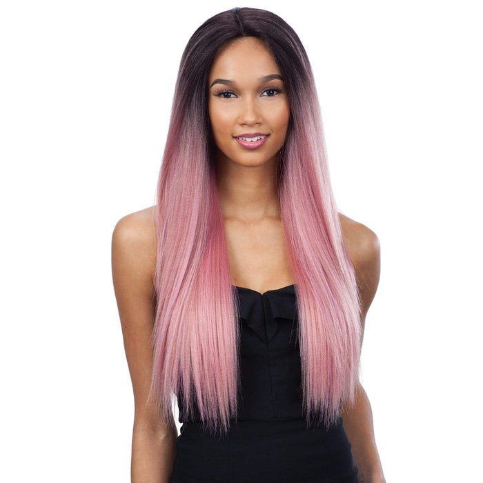 EVLYN | Delux Synthetic Lace Front Wig.
