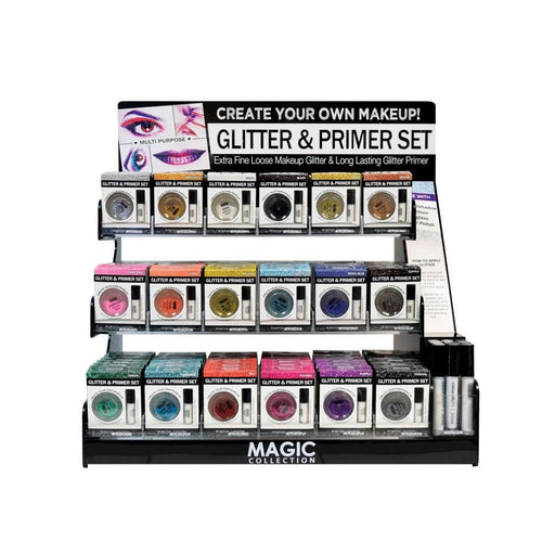 MAGIC | Glitter & Primer Set - Hair to Beauty