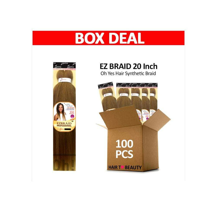 [BOX DEAL] EZ BRAID 20"