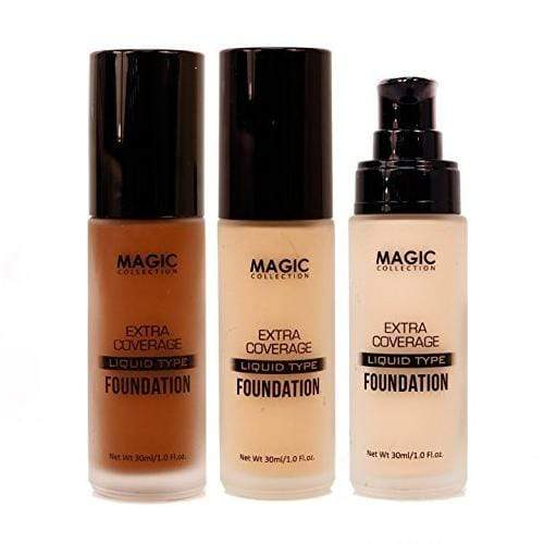 MAGIC | Extra Coverage Liquid Type Foundation - Hair to beauty