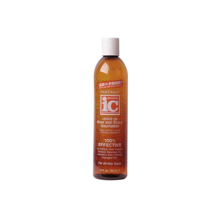 FANTASIA IC | Leave-in Hair and Scalp Treatment Regular 12oz.
