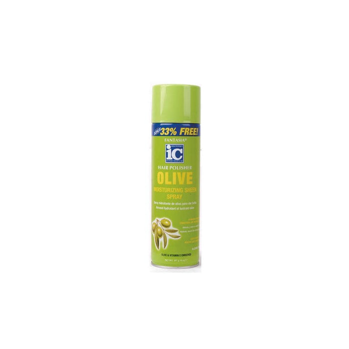 FANTASIA IC | Olive Moisturizing Sheen Spray 14oz.