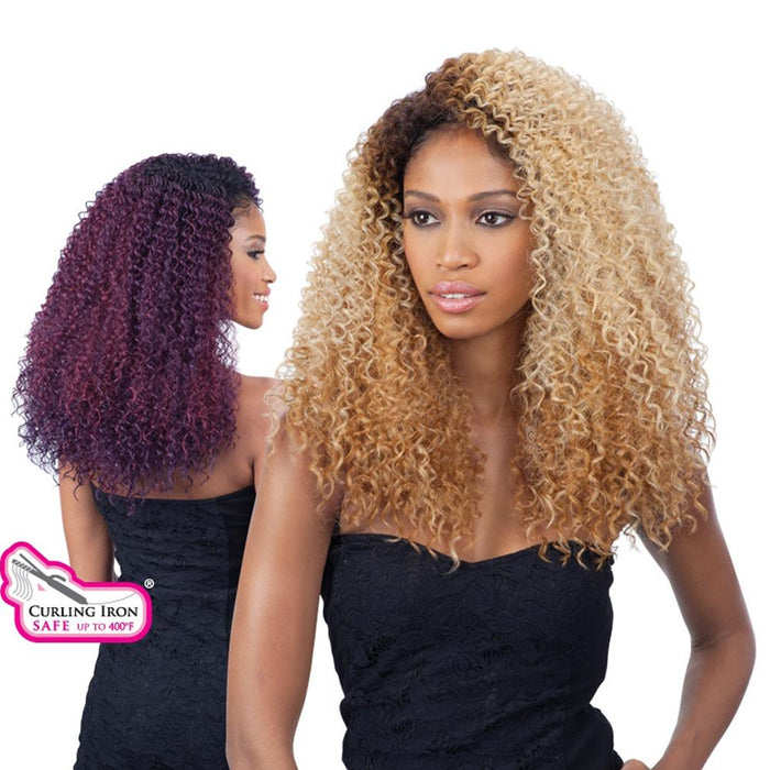 FLORA | Synthetic Wig - Hair to Beauty | Color Shown : OT530