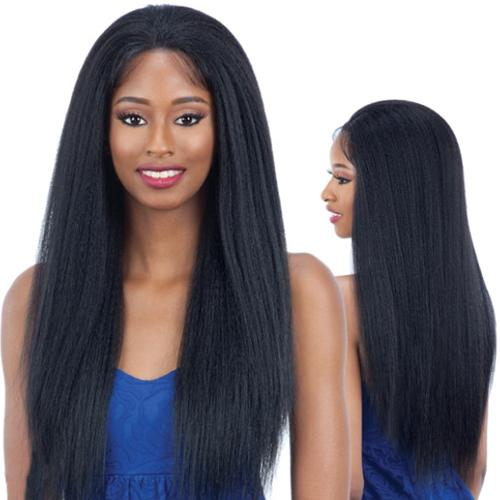 FL-003 | Synthetic 13x4 Lace Front Wig.