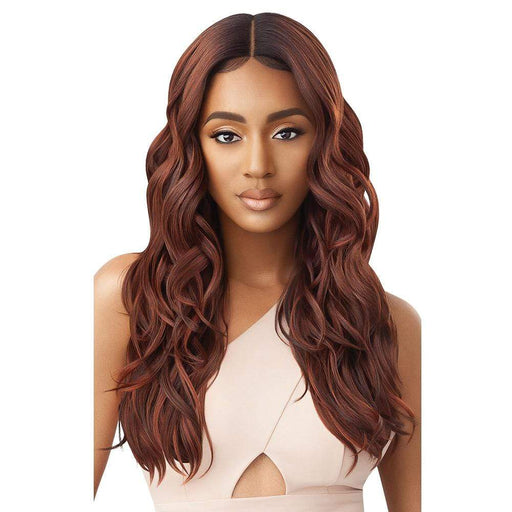 GEORGETTE | Synthetic HD Lace Front Wig.