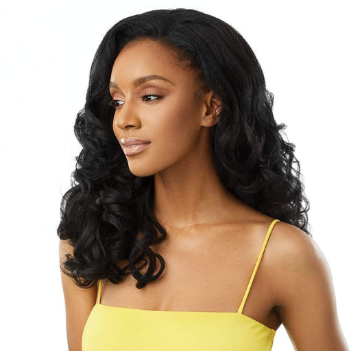 GIMME GLAMOUR - Outre Converti Cap Synthetic Wig - Hair to Beauty | Color Shown : 1B