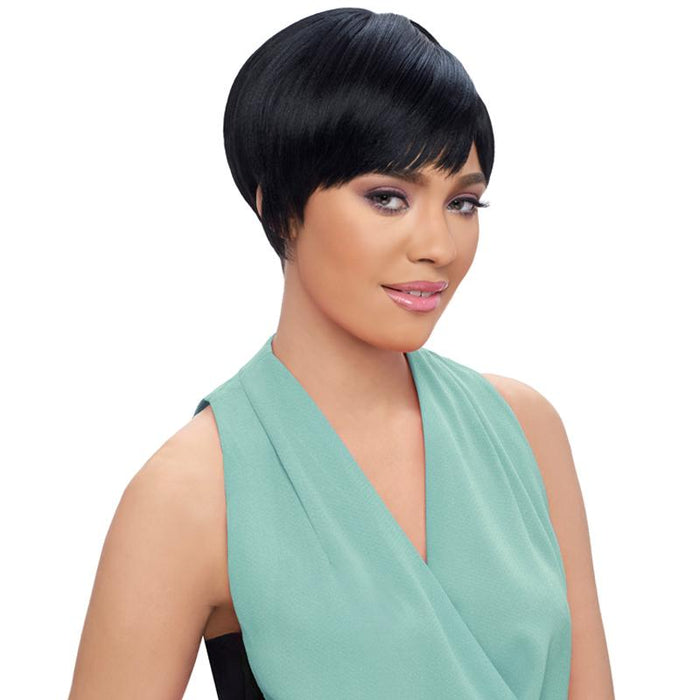 GO100 | Harlem125 Gogo Collection Synthetic Wig - Hair to Beauty | Harlem125 Color Shown : 1