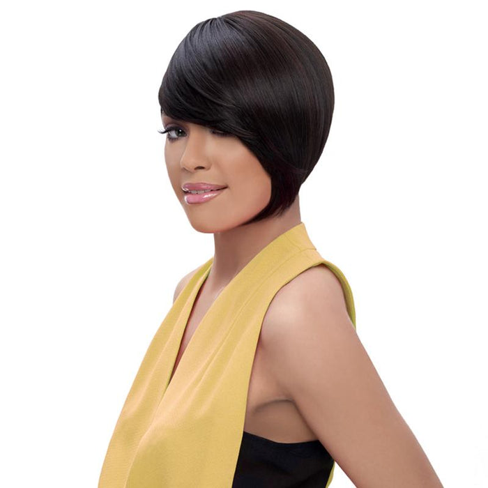GO101 | Harlem125 Gogo Collection Synthetic Wig - Hair to Beauty | Harlem125 Color Shown : 4