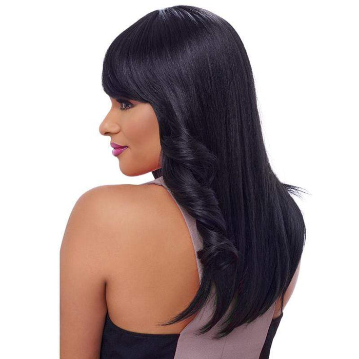 GO109 | Harlem125 Gogo Collection Synthetic Wig - Hair to Beauty | Harlem125 Color Shown : 1B