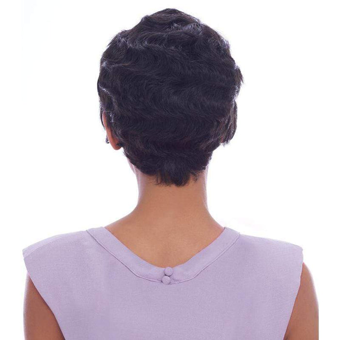 GO113 | Harlem125 Gogo Collection Synthetic Wig - Hair to Beauty | Harlem125 Color Shown : 1