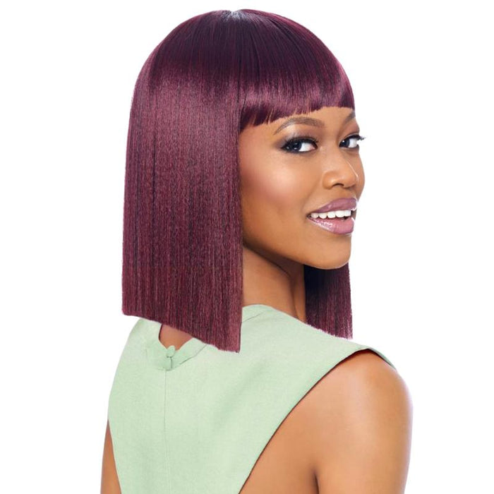 GO114 | Gogo Collection Synthetic Wig.