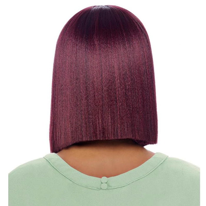 GO114 | Harlem125 Gogo Collection Synthetic Wig - Hair to Beauty | Harlem125 Color Shown : 99J