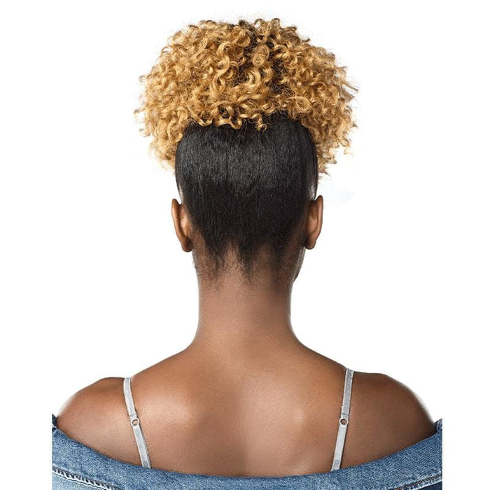 GOAL DIGGER | Sensationnel Curls Kinks & Co Instant Pony - Hair to Beauty | Color Shown: T1B/27