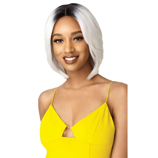 GOLDIE | Outre The Daily Synthetic Lace Part Wig - Hair to Beauty | Color Shown: DRSLGR