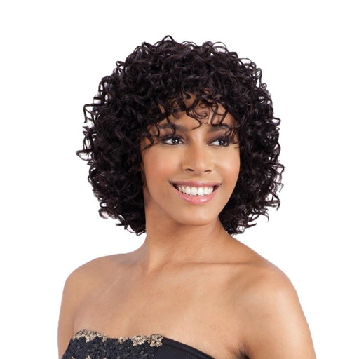 GOLDIE | Human Hair Wig - Hair to Beauty | Color Shown: 2