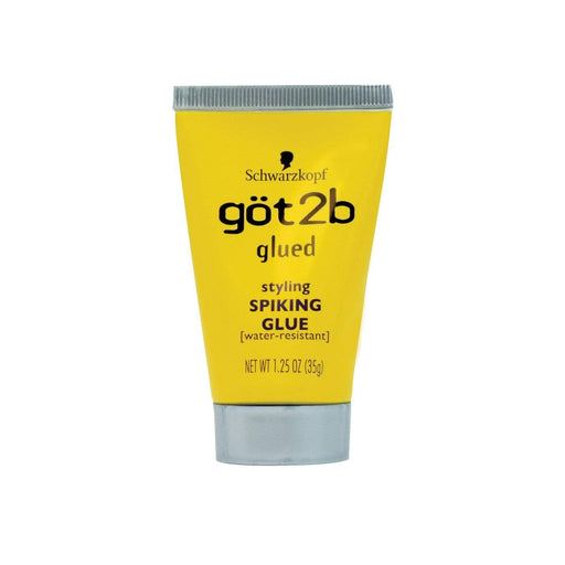 SCHWARZKOPT GOT2B | SPIKING GLUE (1.25OZ) [YELLOW] - Hair to Beauty