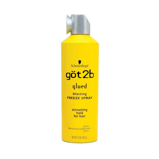 SCHWARZKOPT GOT2B | FREEZING SPRAY (12OZ) - Hair to Beauty