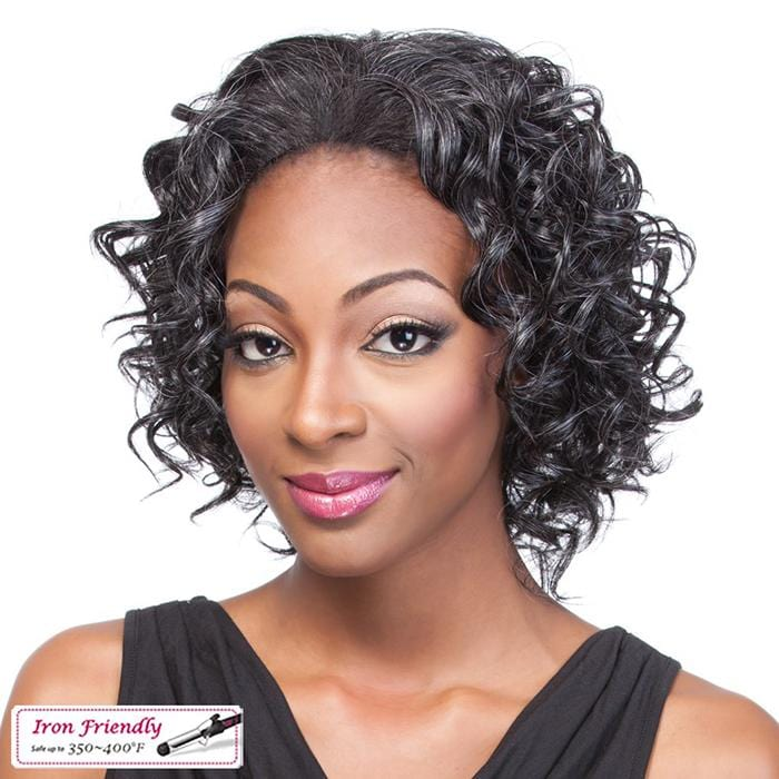 HW GRACE | It's a Wig! Synthetic Half Wig - Hair to Beauty | Color Shown: TM280