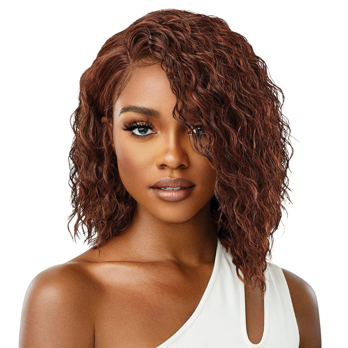 GRETA | Synthetic HD Lace Front Wig.