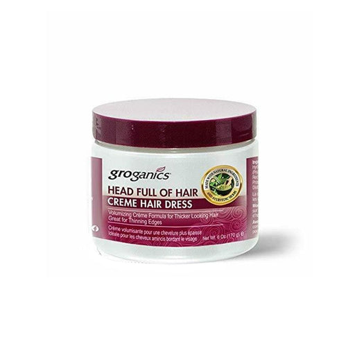 GROGANICS | Head Full of Hair Scalp Treatment 6oz - Hair to Beauty
