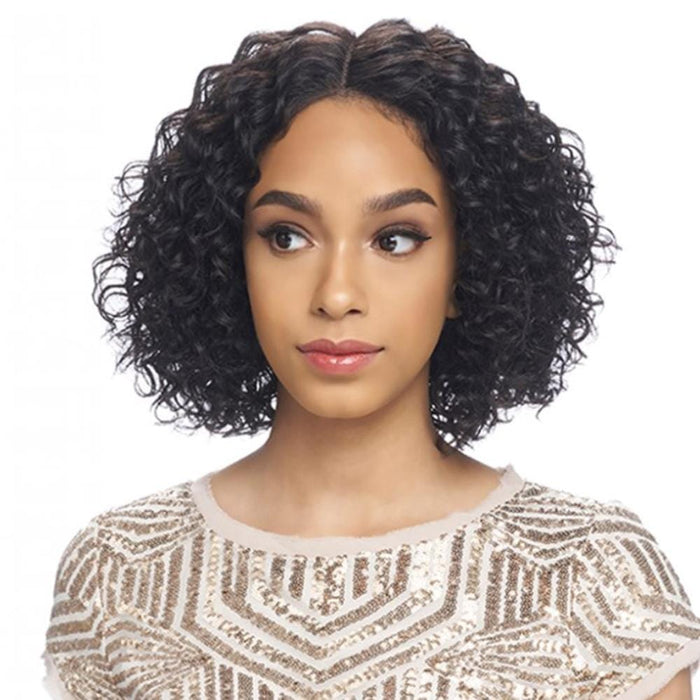 GS504 | Gogo Master Human Hair Lace Front Wig.