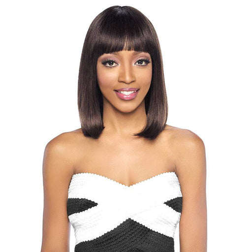 GS900 | Gogo Master Human Hair Lace Front Wig - Hair to Beauty | Color Shown: 2