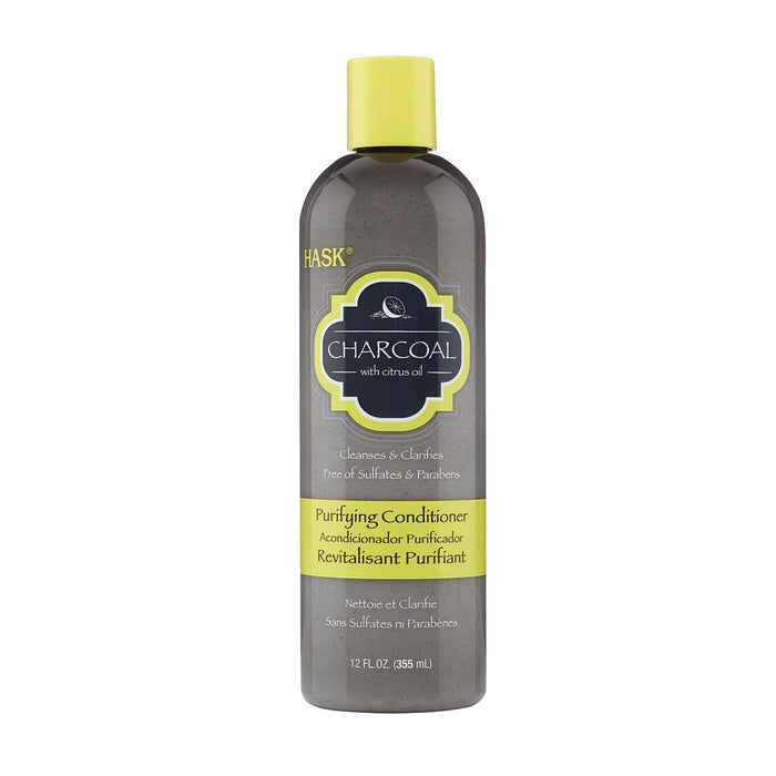 HASK | Clarifying Charcoal Conditioner 12oz.