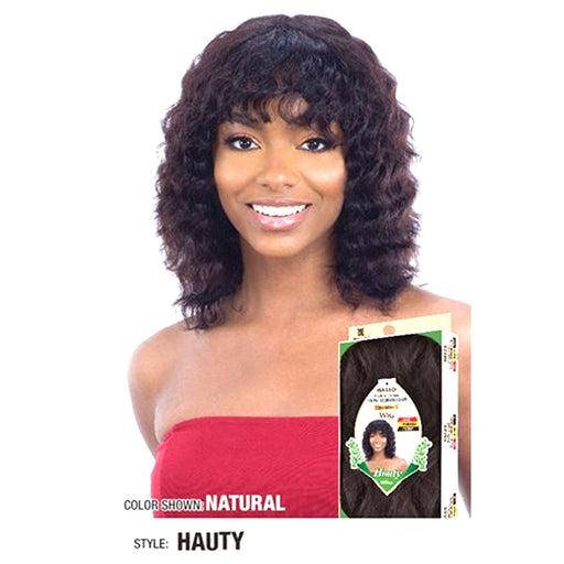 HAUTY | Naked -Hair to Beauty |Color Shown:Natural