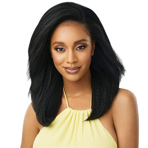 HAWAIIAN-HOTTIE - Outre Converti Cap Synthetic Wig - Hair to Beauty | Color Shown : 1B