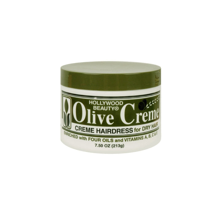 HOLLYWOOD BEAUTY | Olive Oil Creme.