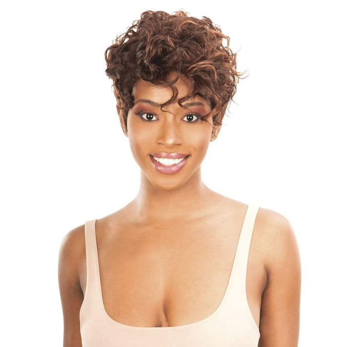 HDP06 | HD Part Lace Synthetic Wig.