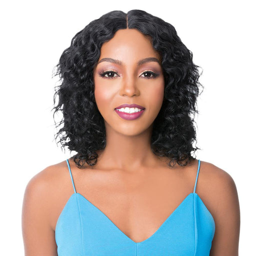 HH WET N WAVY MIRROR | Brazilian Human Hair Wig - Hair to Beauty | Color Shown : 1
