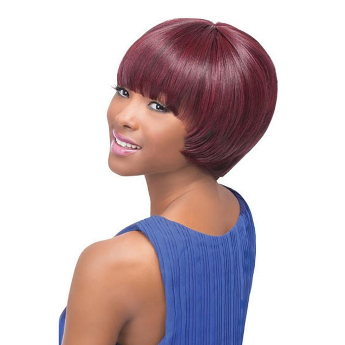 HOPE | Quick Weave Eco Synthetic Wig  - Hair to Beauty | Color Shown: BH950/425