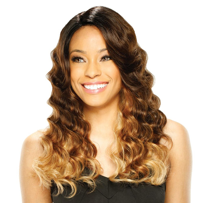 HOPE | Ego Remy Human Hair Deep Invisible L-Part Wig.