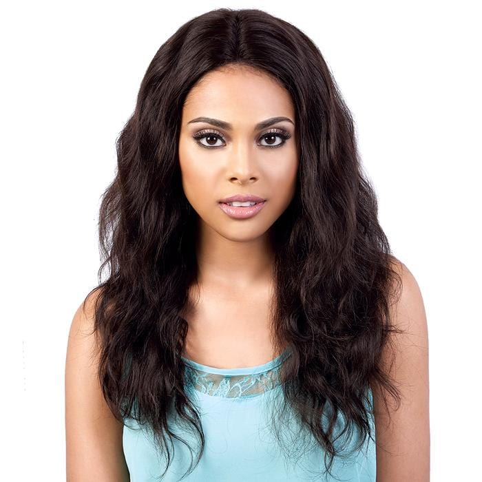 HPL360.JOY | Motown Tress Unprocessed Persian Remy Whole Lace Wig - Hair to Beauty | Color Shown: NATURAL
