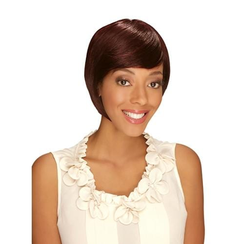 HR-DANNI | Zury Sis Human Hair Wig - Hair to Beauty | Color Shown:
