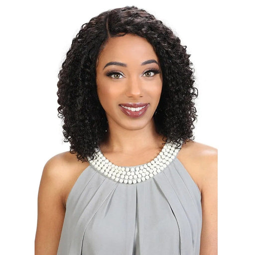 HRH-BRZ LACE TERRA | Zury Sis Brazilian Human Lace Front Wig - Hair to Beauty | Color Shown: NATURAL