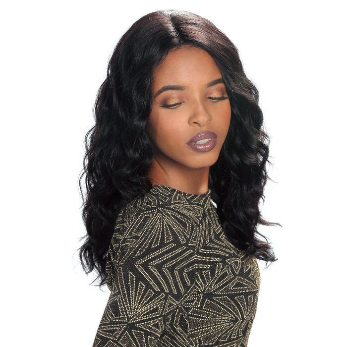 HRH SWISS LACE EMILY | Remy Human Hair Lace Front Wig.