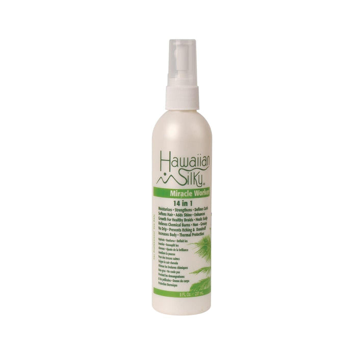 HAWAIIAN SILKY | 14-IN-1 MIRACLE WORKER (8OZ) - Hair to Beauty