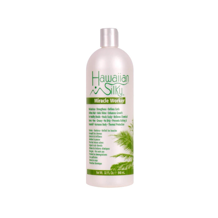HAWAIIAN SILKY | 14-IN-1 MIRACLE WORKER (32OZ) - Hair to Beauty