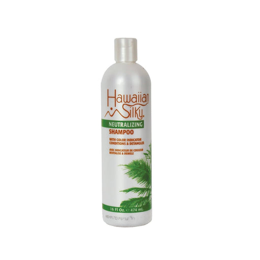 HAWAIIAN SILKY | SHAMPOO (16OZ) [NEUTRALIZING] - Hair to Beauty