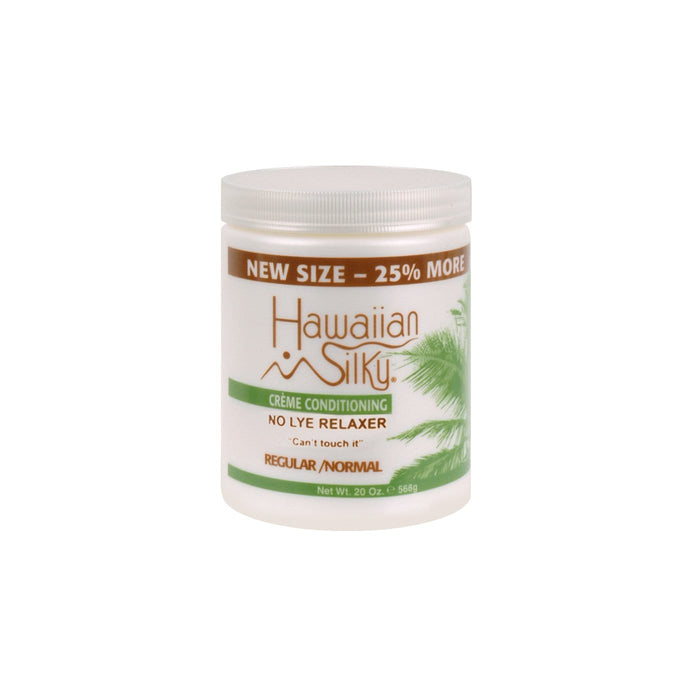 HAWAIIAN SILKY | No-Lye Relaxer Regular 20oz.