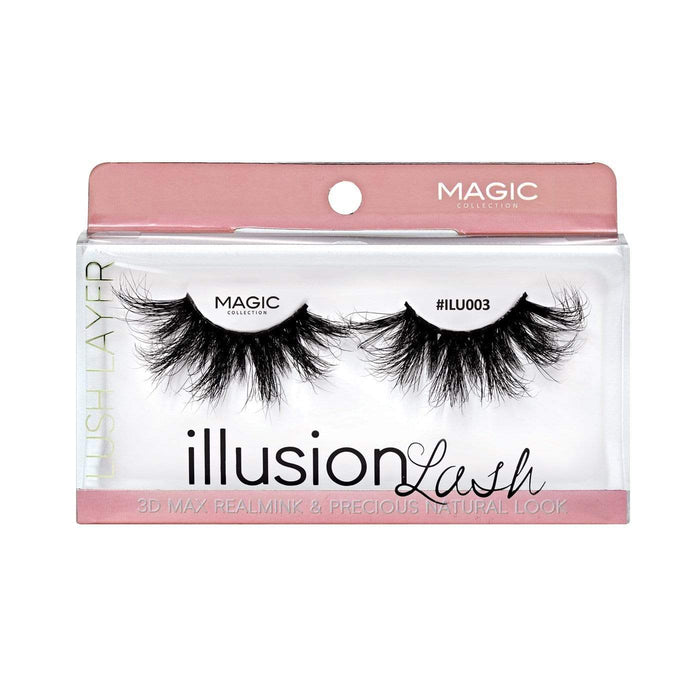 MAGIC | 3D Illusion Lash ILU003 - Hair to beauty
