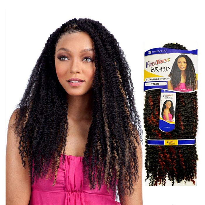 ISLAND TWIST BRAID 20"