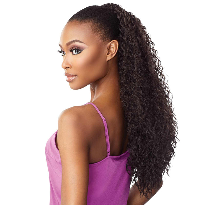 IWD 2 - Sensationnel Instant Weave Synthetic Half Wig - Hair to Beauty | Color Shown :