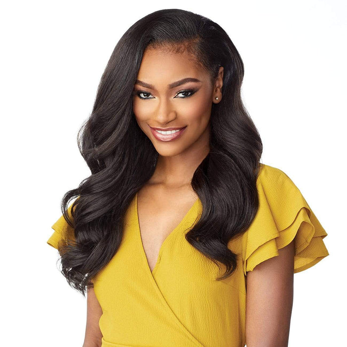 IWD 4 | Instant Weave Synthetic Half Wig.