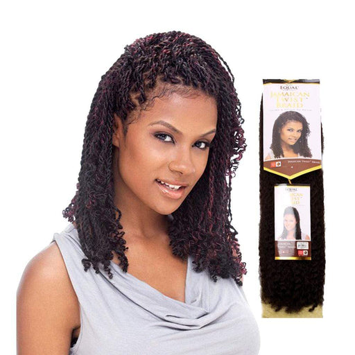 JAMAICAN TWIST | Synthetic Braid | Color Shown: P1B/530 - Hair to Beauty
